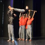 Artsmark St George's Primary School Pupils Practicing dance