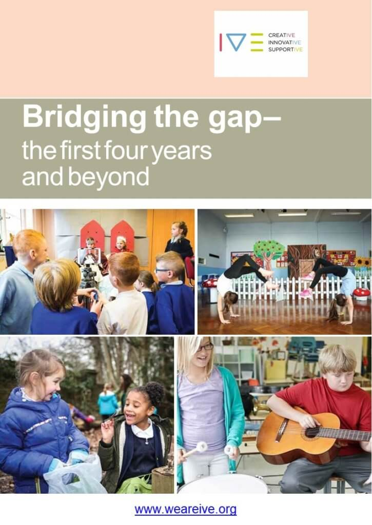 Bridging the Gap - The First 4 Years of the Arts Council Bridge Organisation