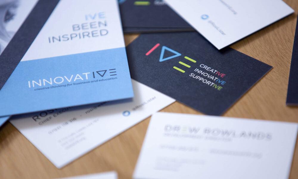 IVE Logos