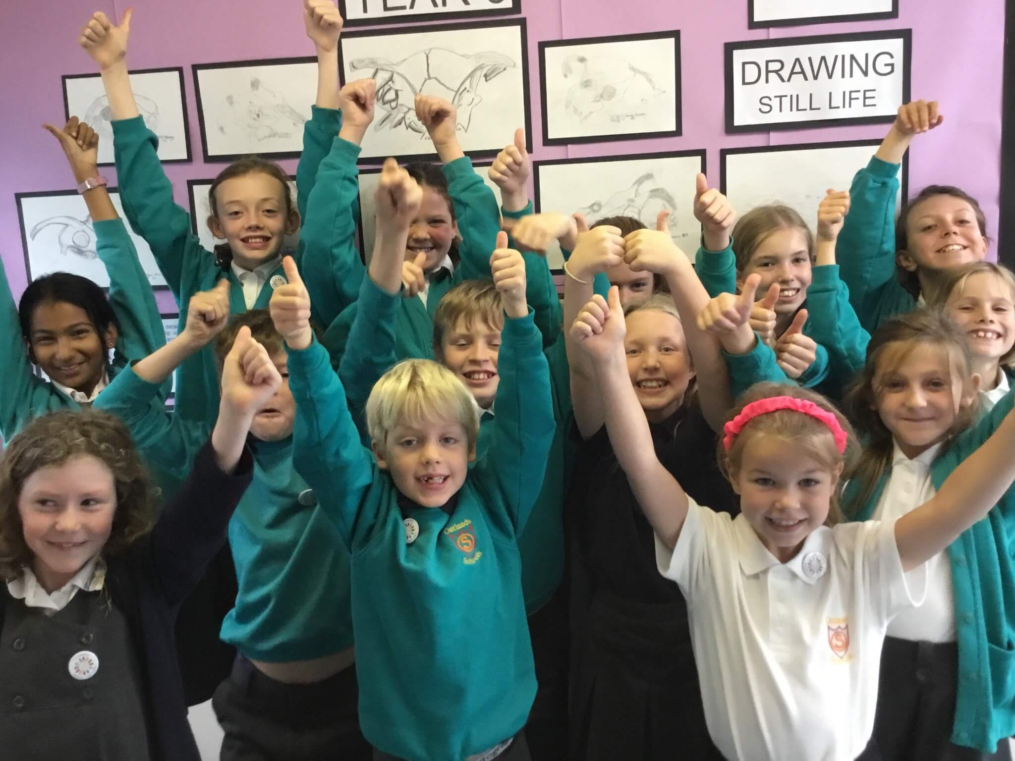 Oatlands Junior School Students