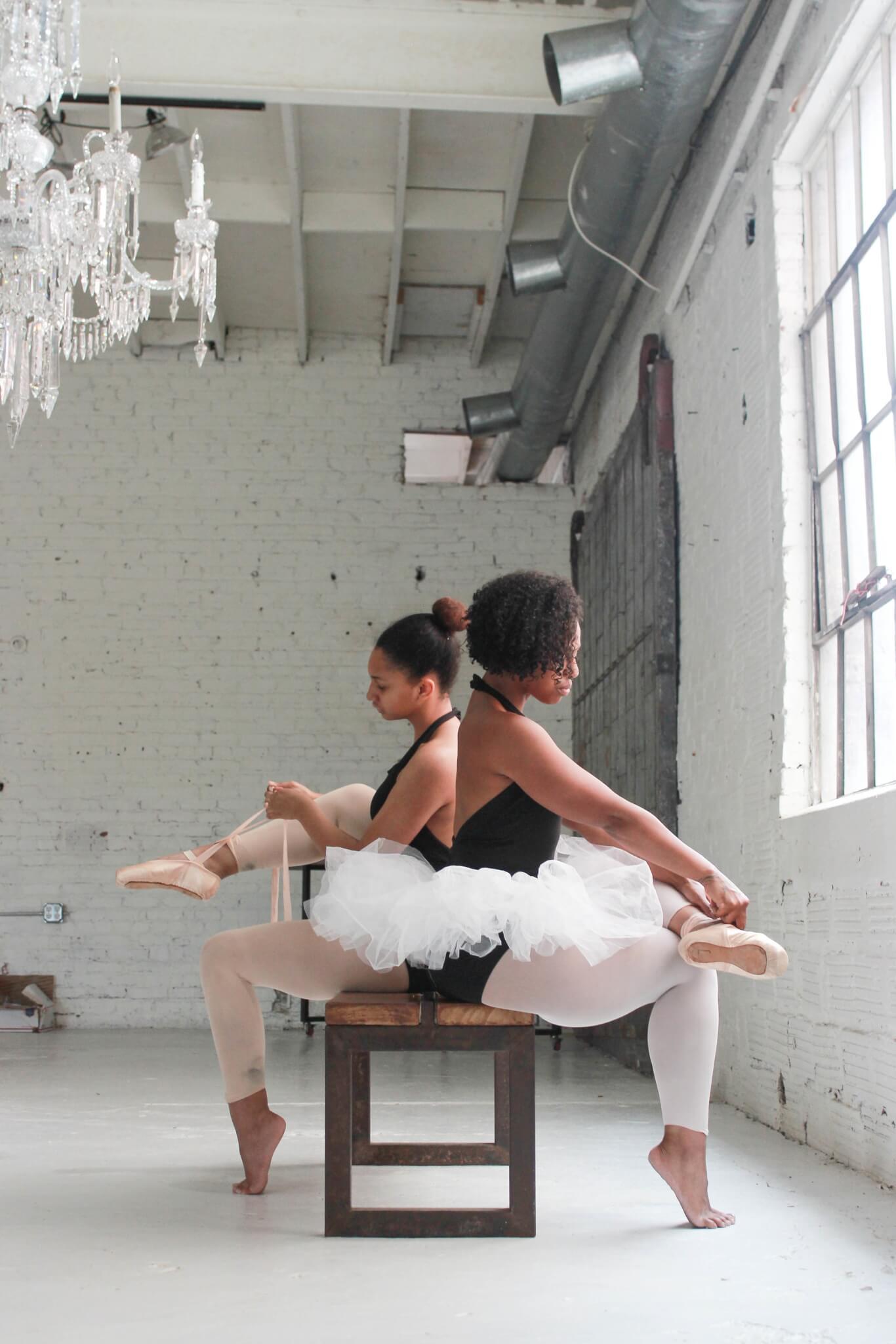2 Ballet Dancers