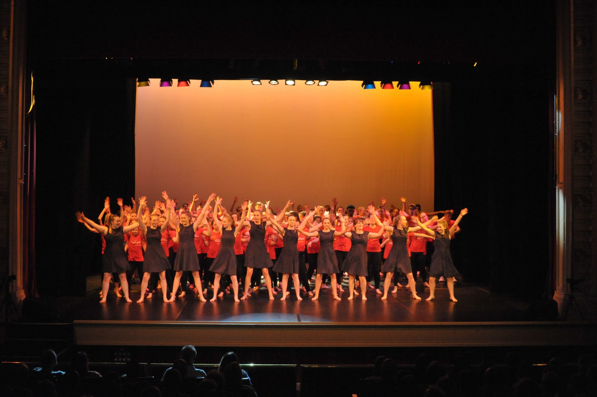 Troupe of Dancers East Riding Youth Dance Case Study