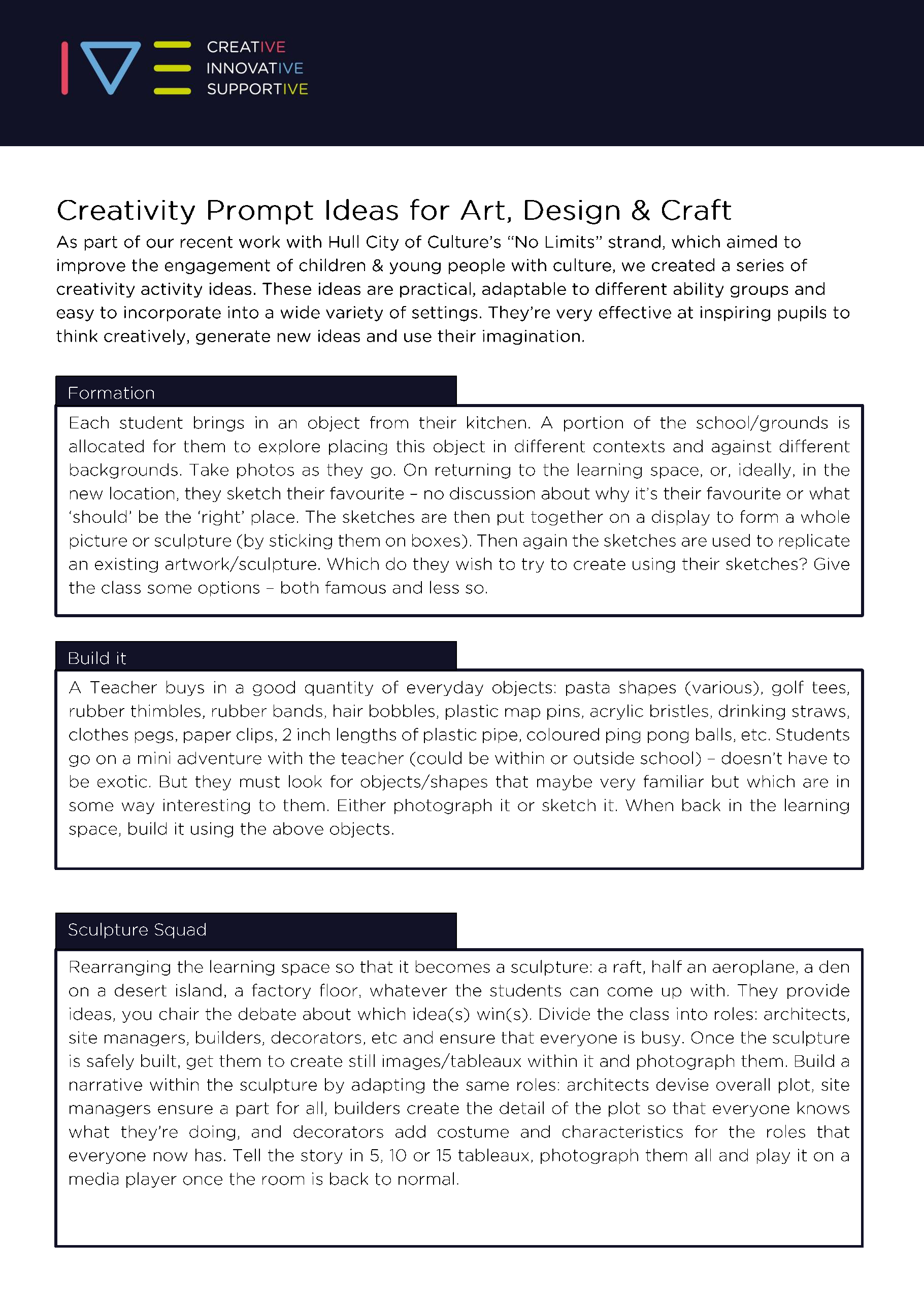 Creativity Prompt Ideas for Art Design Craft_Page_1