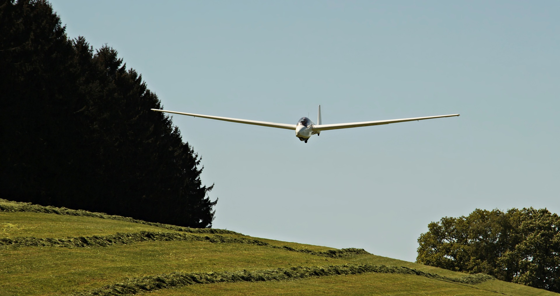 Gliders are a Yorkshire Innovation