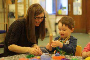 Creative Families Award Early Years Activities
