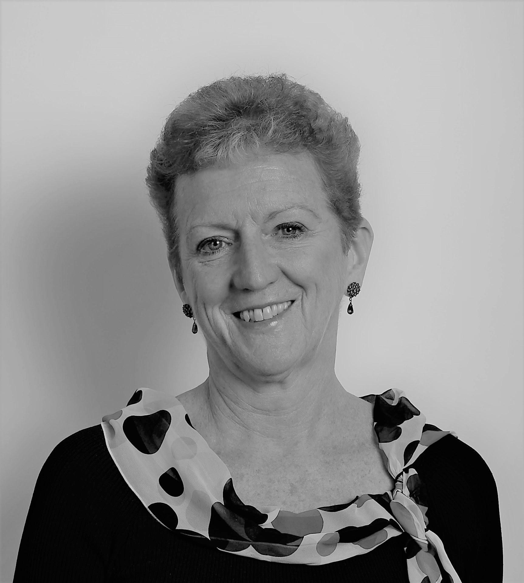 Photo of Sue Horner, PhD, MBE
