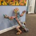 Gaudi Inspired Art at Bridgeview Whitehouse
