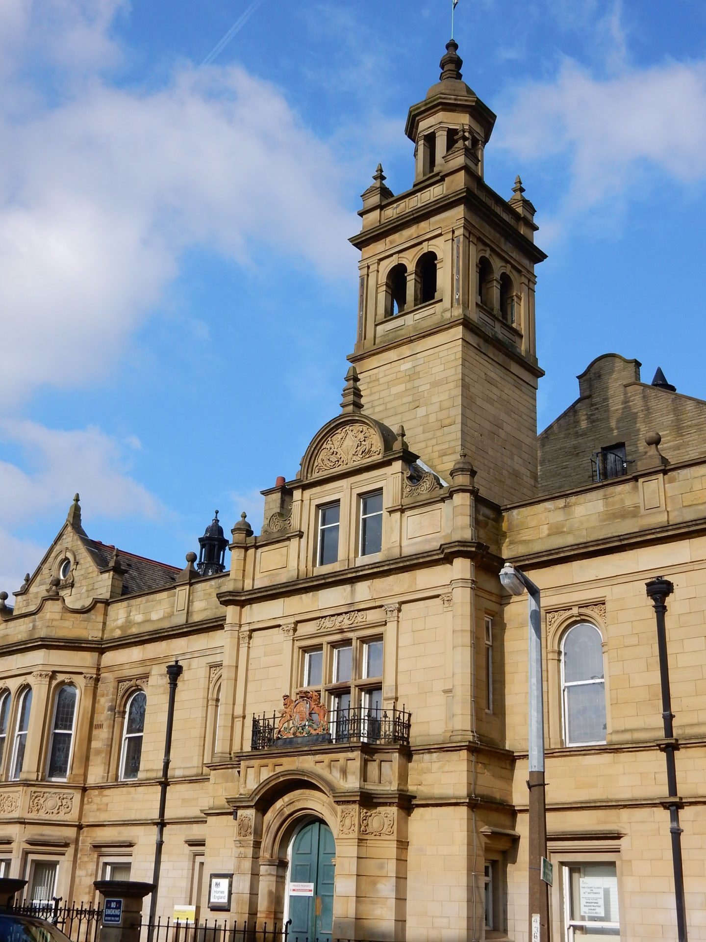 Halifax Magistrates' Court