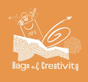 Bags of Creativity logo Orange 2-6