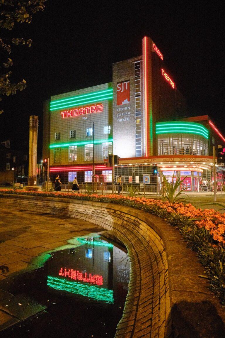 Stephen Joseph Theatre external