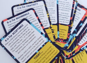 A to Z Wellbeing Activity Cards